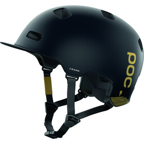 POC Crane MIPS Fabio Edition Casco, uranium black matt/gold